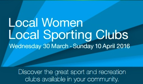 local women local sporting clubs Moreton Bay